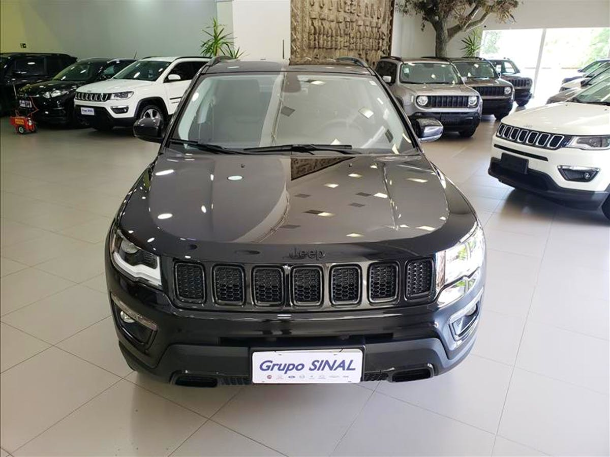 JEEP COMPASS 2.0 16V Night Eagle 4X4 2017/2018
