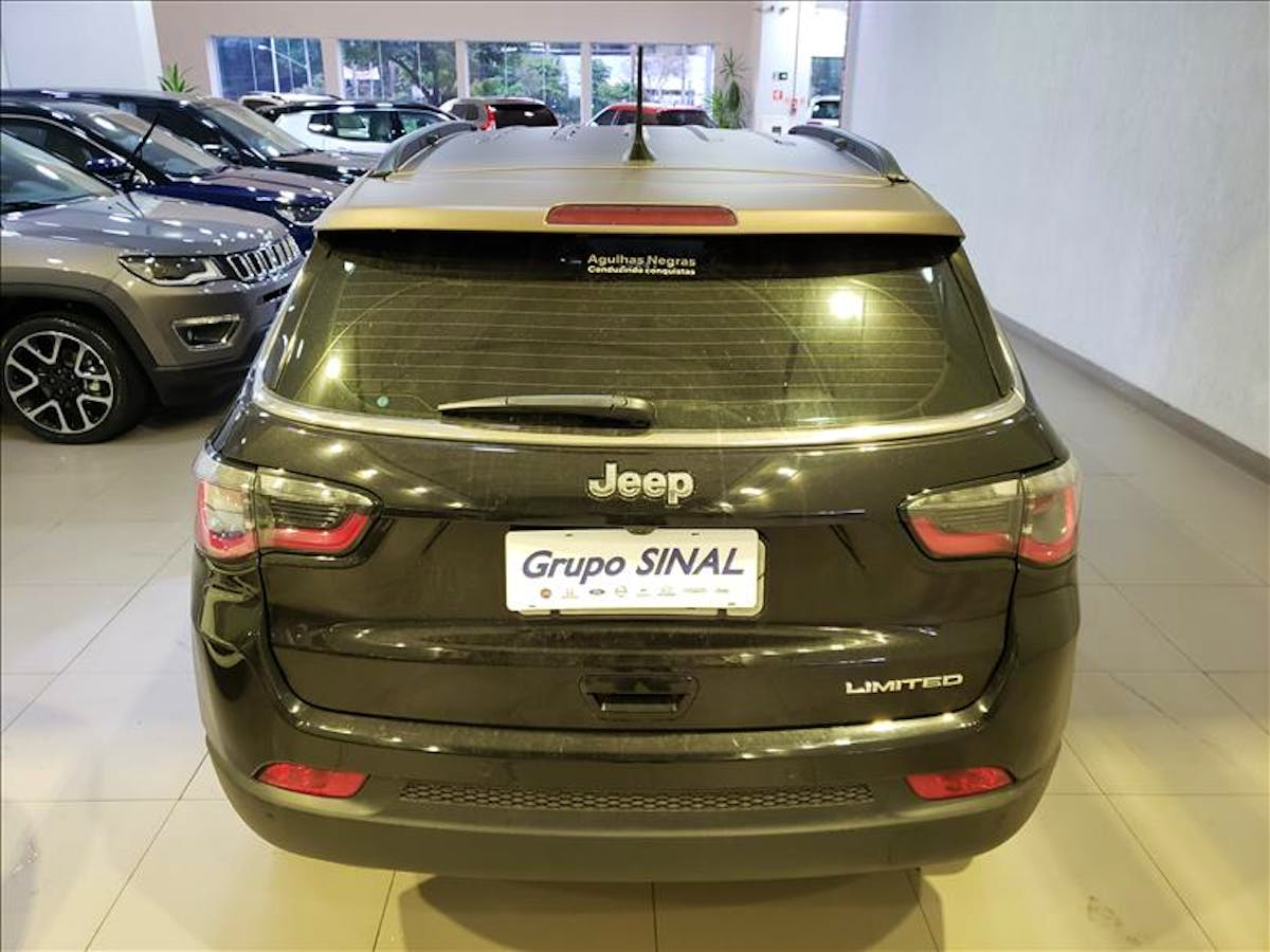 JEEP COMPASS 2.0 16V Limited 2016/2017 - Foto 2