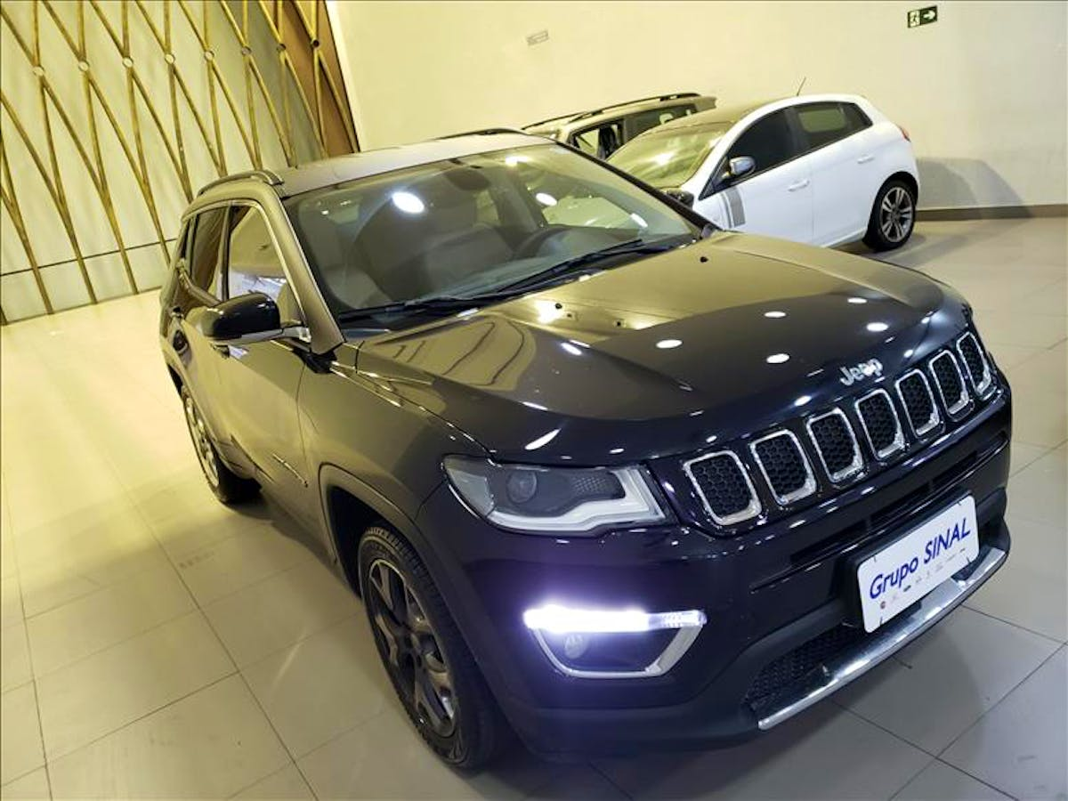 JEEP COMPASS 2.0 16V Limited 2016/2017 - Foto 5