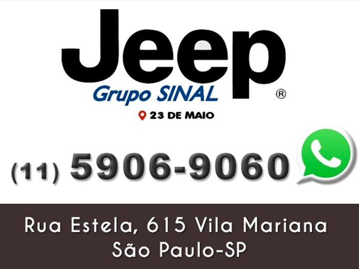 JEEP COMPASS 2.0 16V Limited 2016/2017 - Foto 8