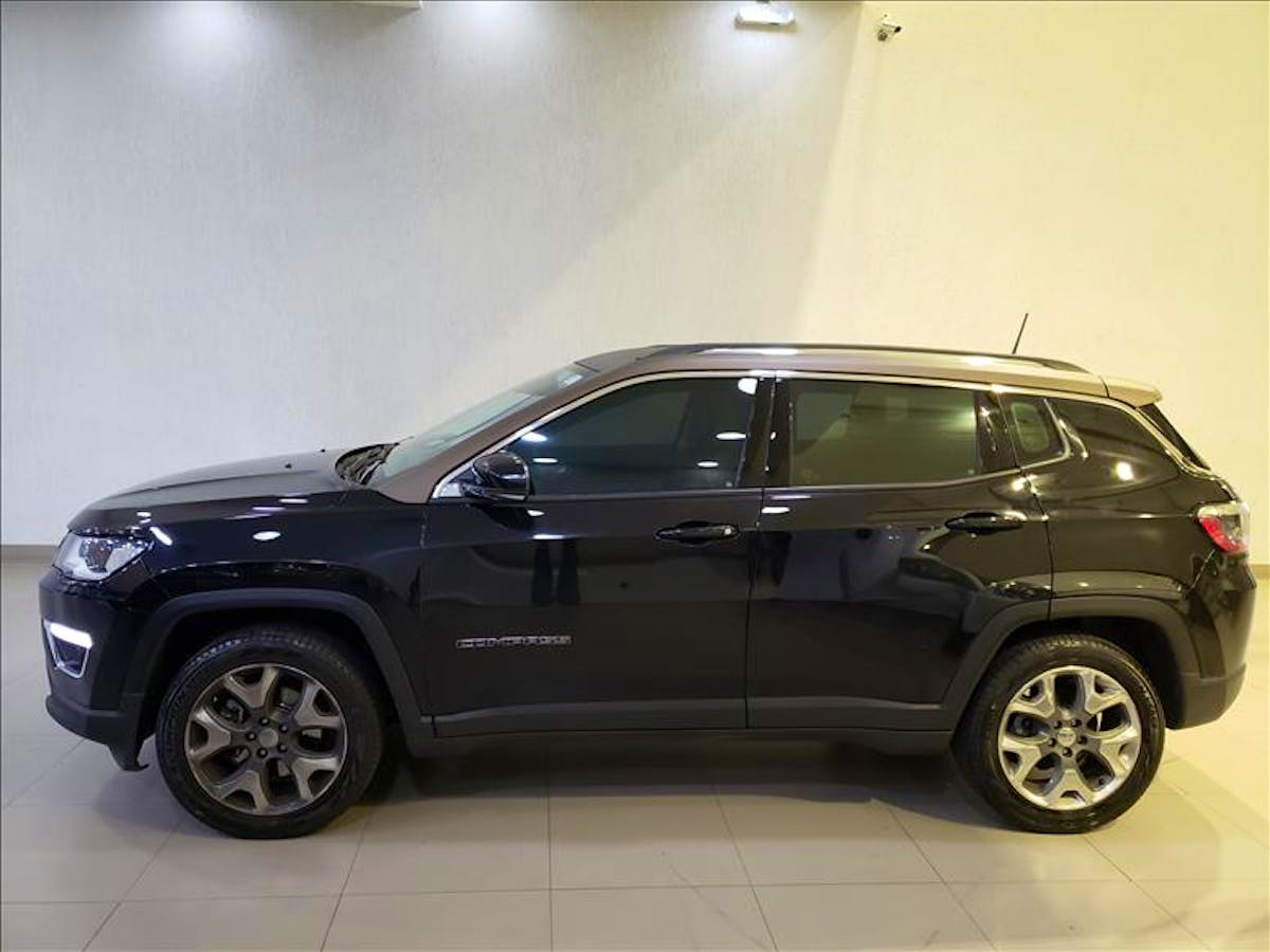 JEEP COMPASS 2.0 16V Limited 2016/2017 - Foto 10