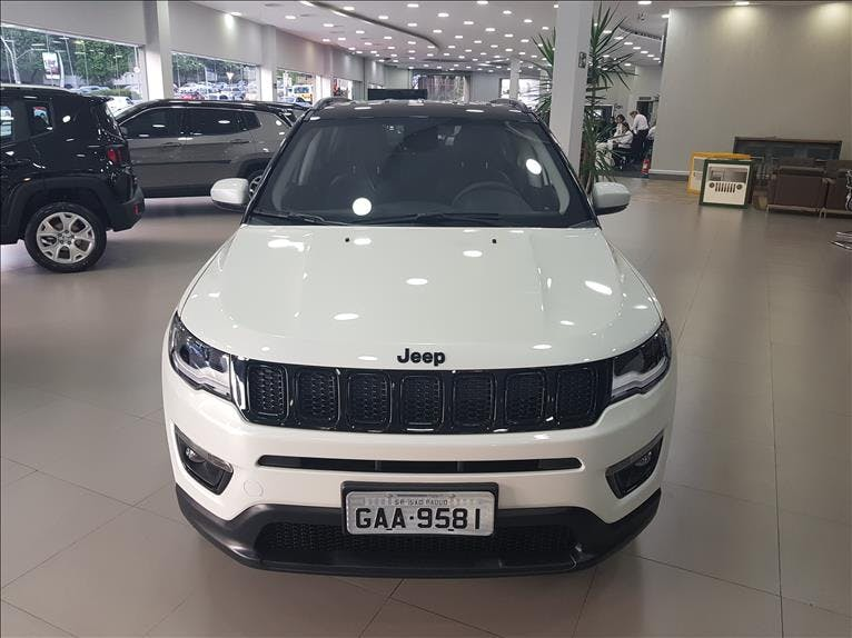 JEEP COMPASS 2.0 16V Night Eagle 2018/2018