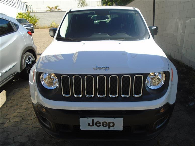 JEEP RENEGADE 1.8 16V 2015/2016