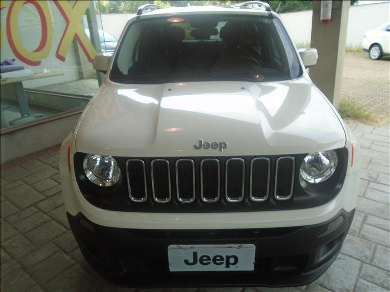JEEP RENEGADE 1.8 16V Longitude 2015/2016