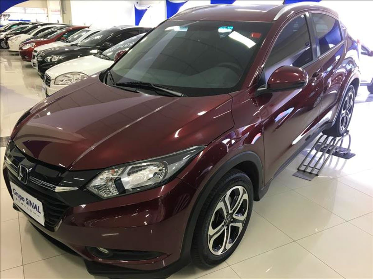 Honda HR-V 1.8 16V EX 2017/2017 - Foto 2