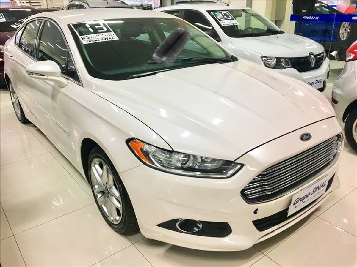 FORD FUSION 2.5 16V 2013/2013