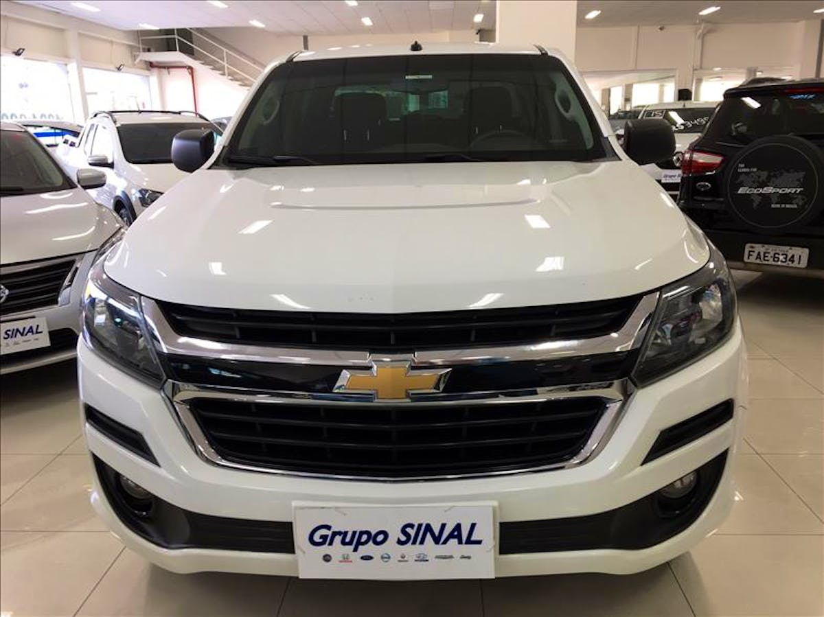 CHEVROLET S10 2.5 Advantage 4X2 CD 16V 2017/2017