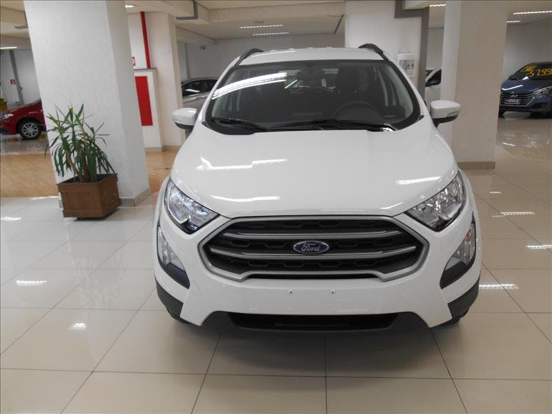 FORD ECOSPORT 1.5 Tivct SE 2017/2018