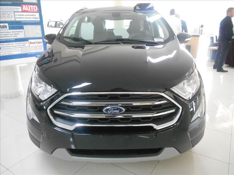 FORD ECOSPORT 2.0 Direct Titanium 2018/2019