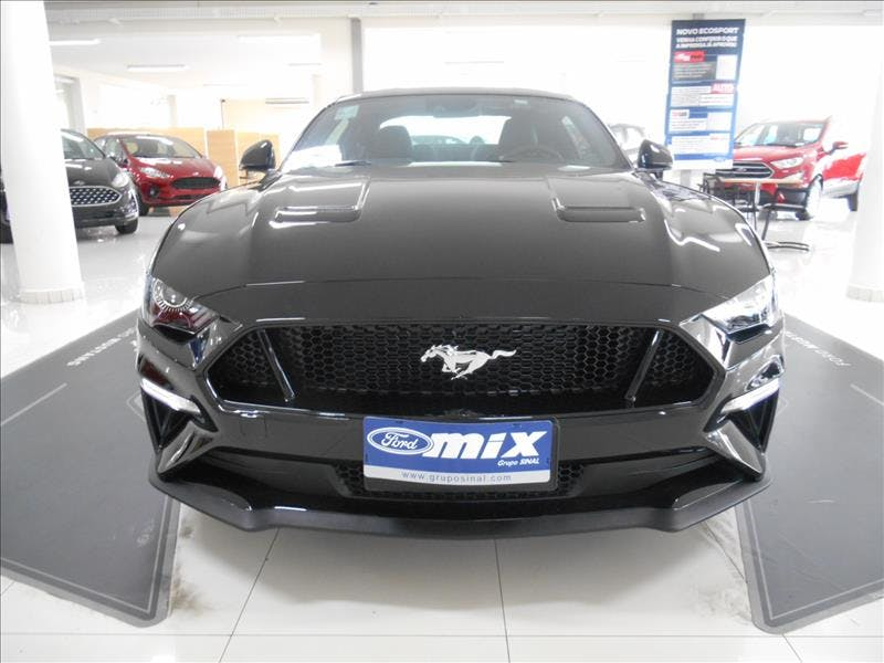 FORD MUSTANG 5.0 V8 Ti-vct GT Premium Selectshift 2018/2019
