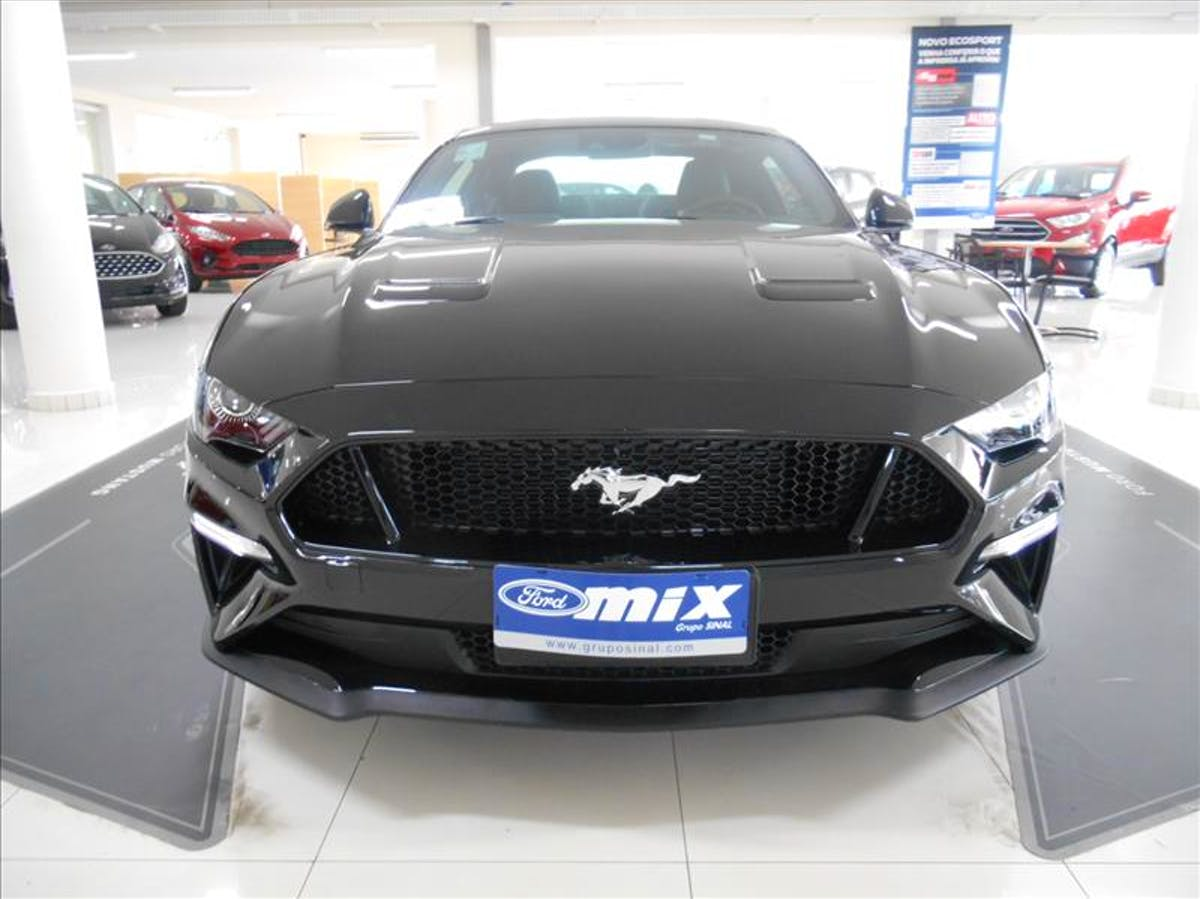 FORD MUSTANG 5.0 V8 Ti-vct GT Premium Selectshift 2019/2019