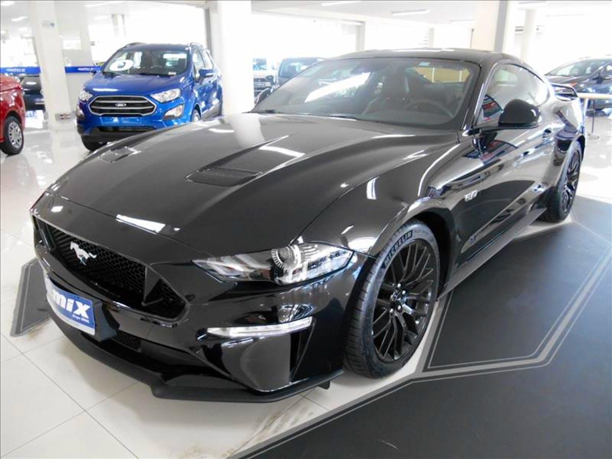 FORD MUSTANG 5.0 V8 Ti-vct Black Shadow 2019/2020 - Foto 5