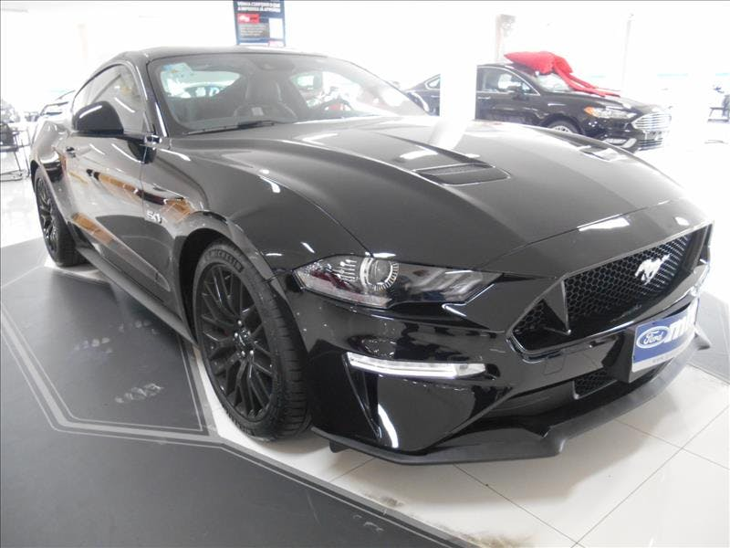 FORD MUSTANG 5.0 V8 Ti-vct GT Premium Selectshift 2018/2019 - Foto 6
