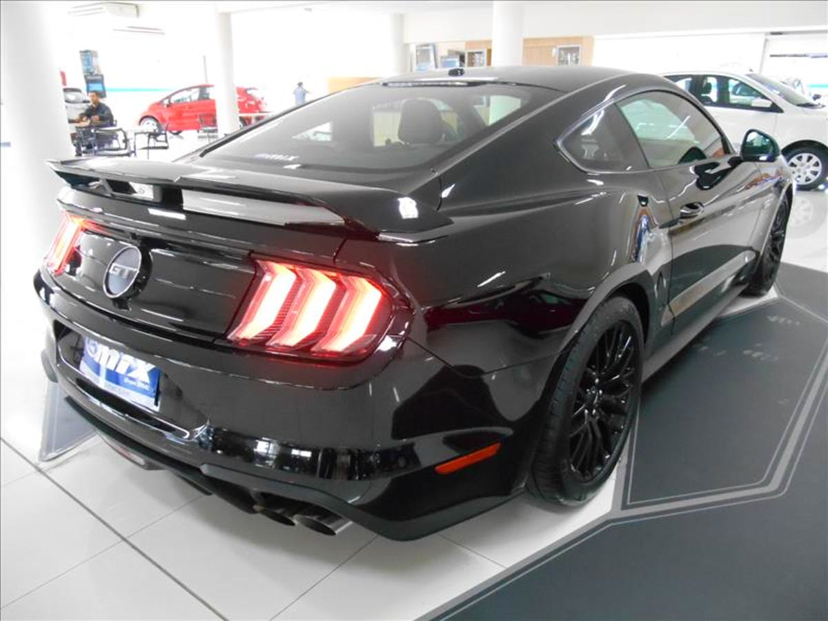 FORD MUSTANG 5.0 V8 Ti-vct GT Premium Selectshift 2018/2019 - Foto 8