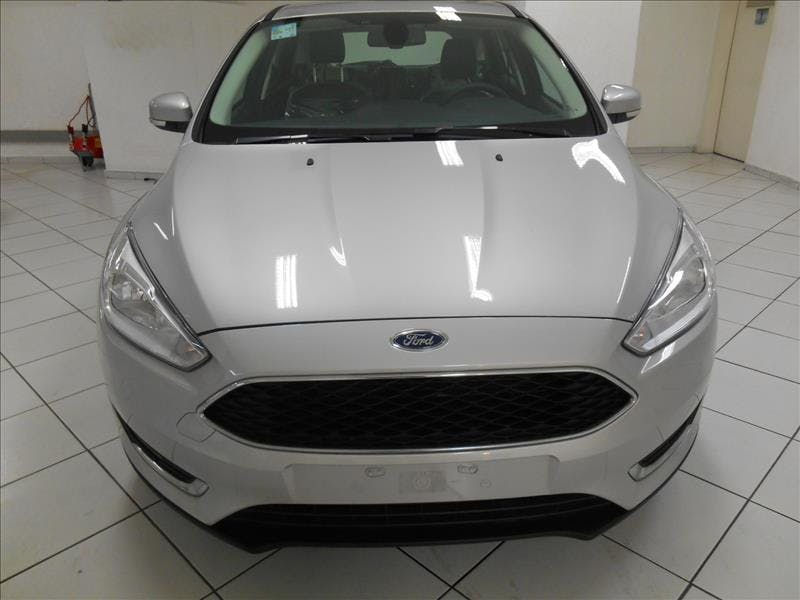 FORD FOCUS 1.6 SE Plus 16V 2018/2018