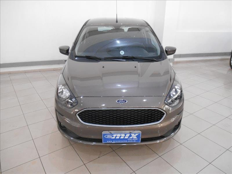 FORD KA 1.5 Ti-vct SE Plus 2019/2019