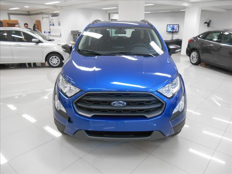 FORD ECOSPORT 1.5 Tivct Freestyle 2017/2018
