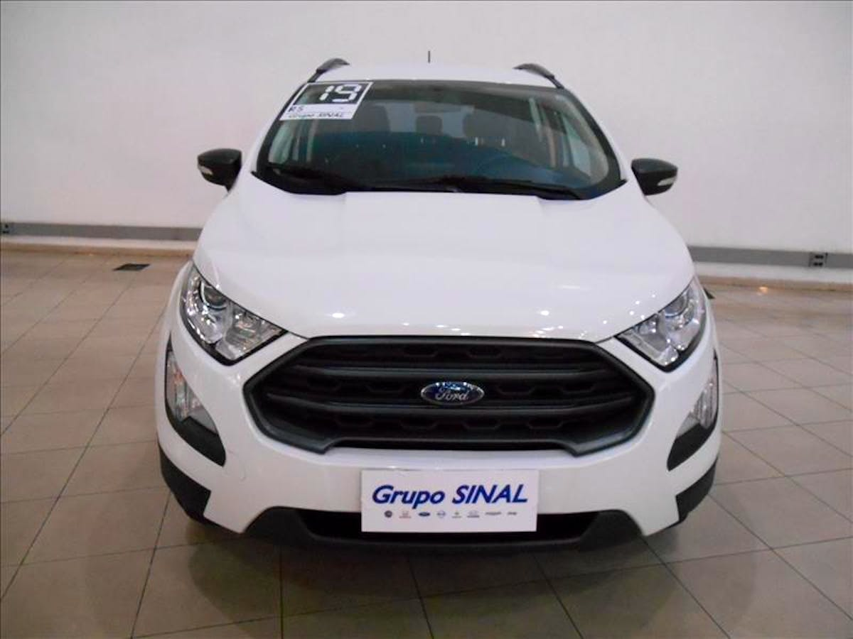 FORD ECOSPORT 1.5 Tivct Freestyle 2019/2019 - Foto 1