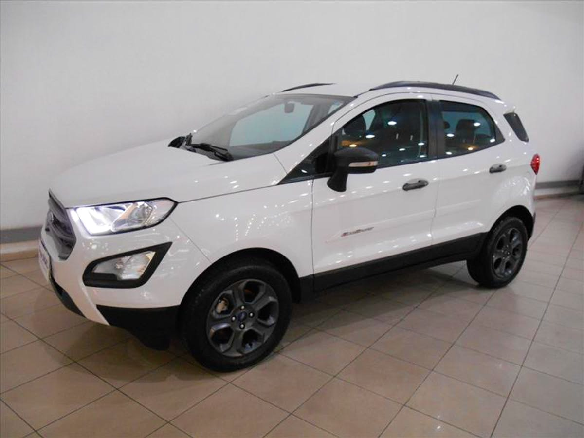 FORD ECOSPORT 1.5 Tivct Freestyle 2019/2019 - Foto 2
