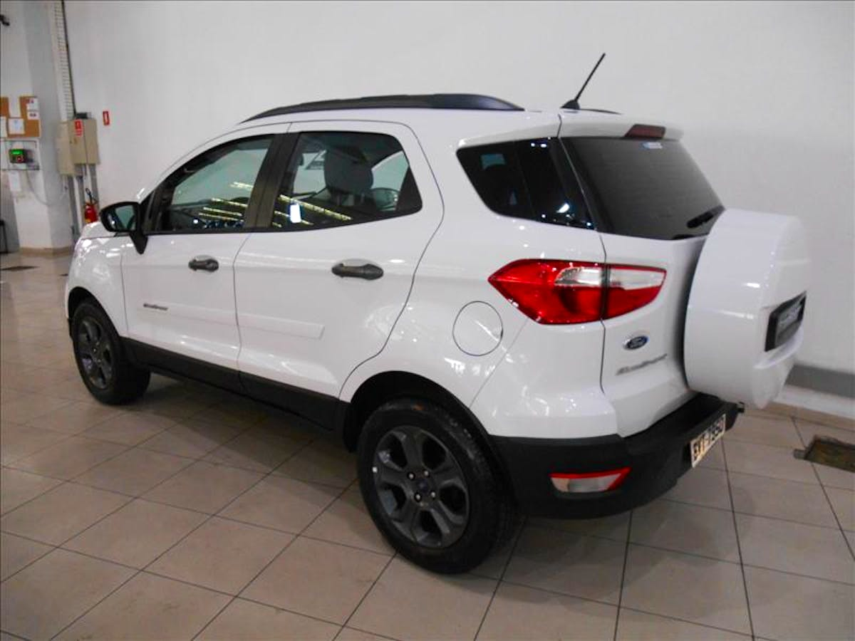 FORD ECOSPORT 1.5 Tivct Freestyle 2019/2019 - Foto 4