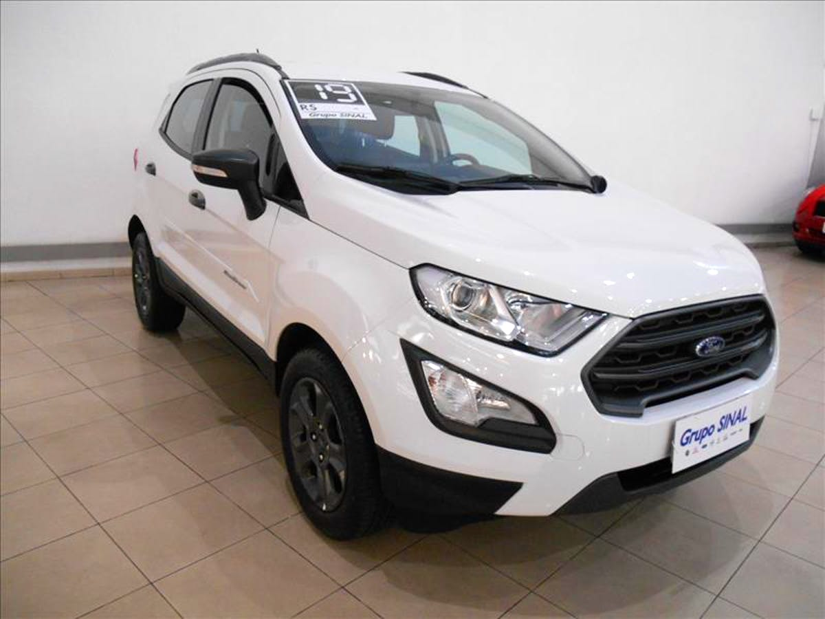 FORD ECOSPORT 1.5 Tivct Freestyle 2019/2019 - Foto 5