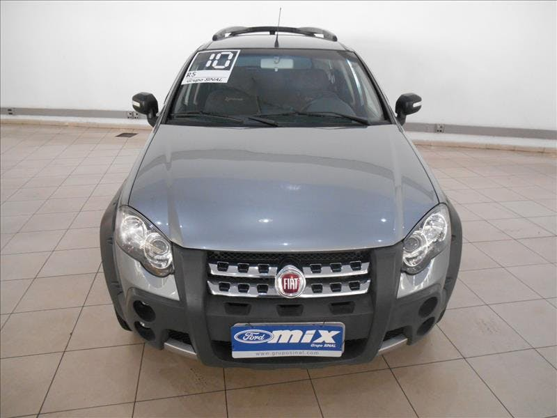 FIAT PALIO 1.8 MPI Adventure Locker Weekend 8V 2010/2010