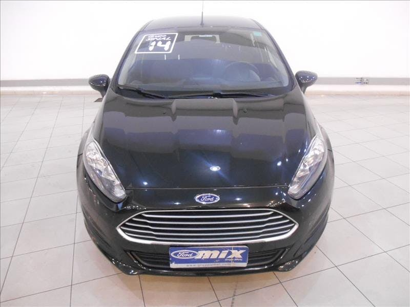 FORD FIESTA 1.5 S Hatch 16V 2014/2014 - Thumb 1