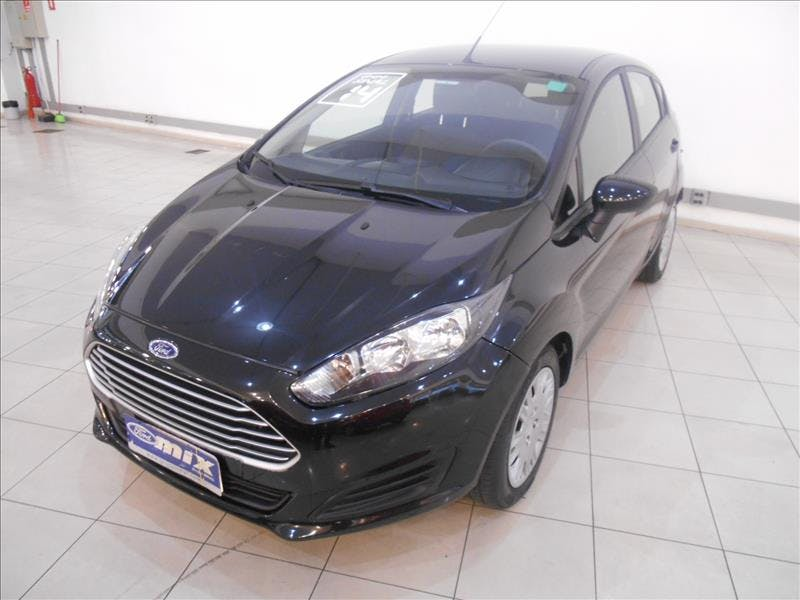 FORD FIESTA 1.5 S Hatch 16V 2014/2014 - Thumb 2