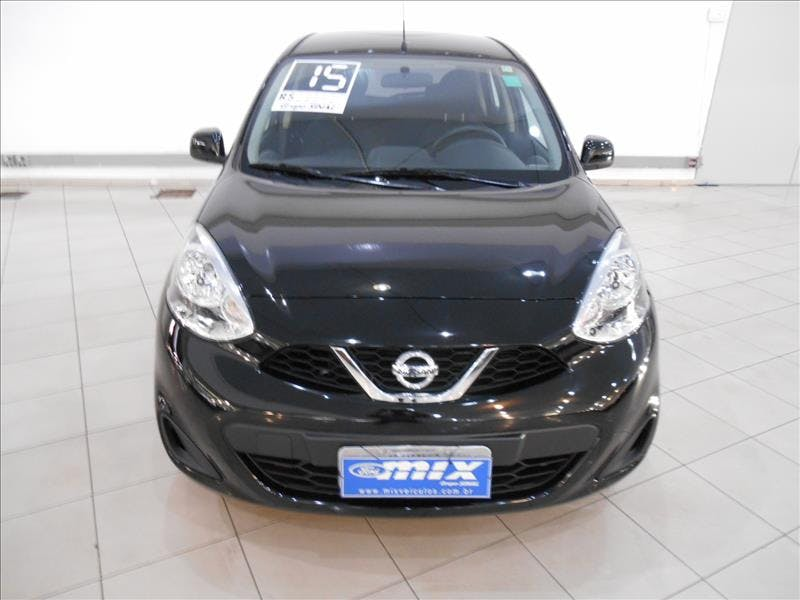 NISSAN MARCH 1.0 S 12V 2014/2015