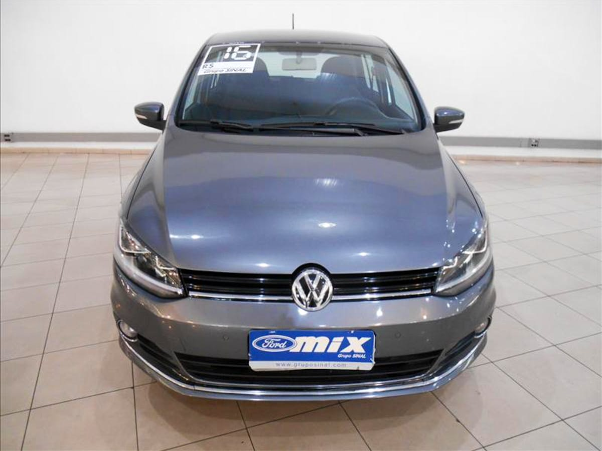 VOLKSWAGEN FOX 1.6 MSI Highline 16V 2015/2016
