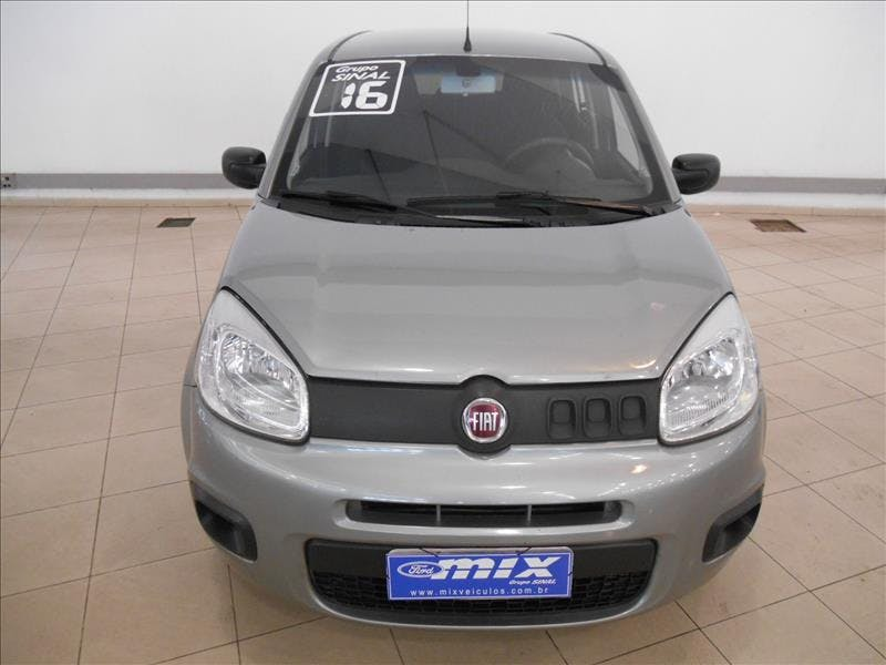 FIAT UNO 1.0 EVO Attractive 8V 2015/2016