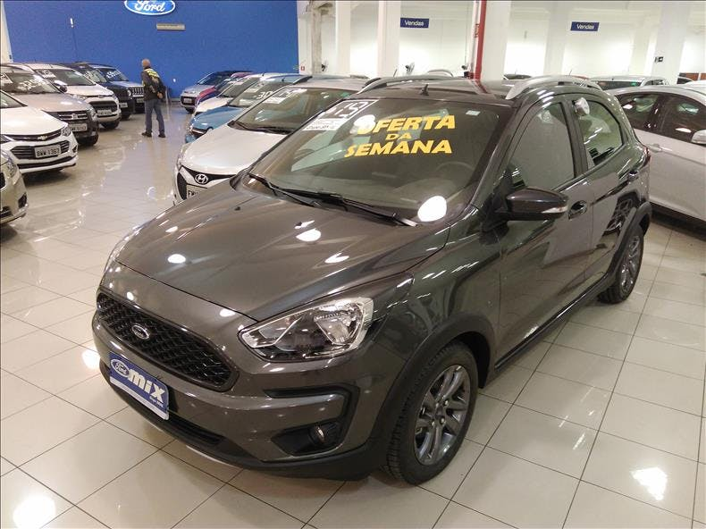 FORD KA 1.5 Tivct Freestyle 2018/2019