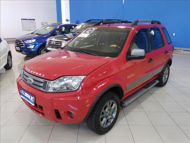 FORD ECOSPORT 1.6 Freestyle 8V 2012/2012