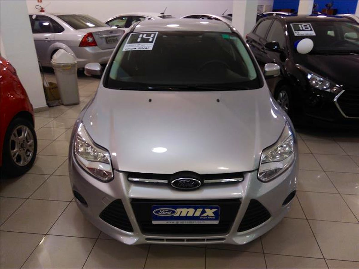 FORD FOCUS 2.0 SE Sedan 16V 2013/2014 - Foto 2