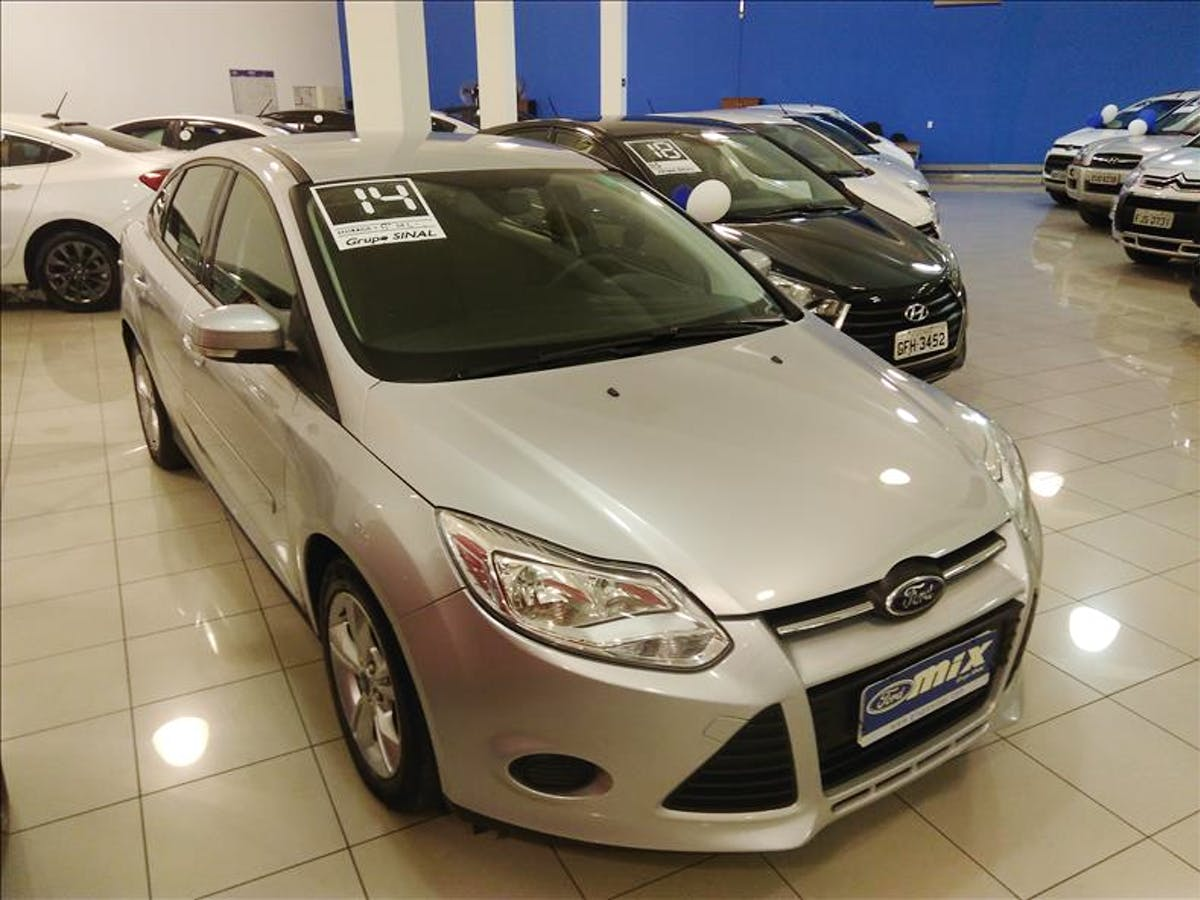 FORD FOCUS 2.0 SE Sedan 16V 2013/2014 - Foto 3