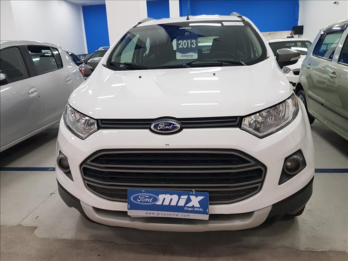 FORD ECOSPORT 1.6 Freestyle 16V 2012/2013