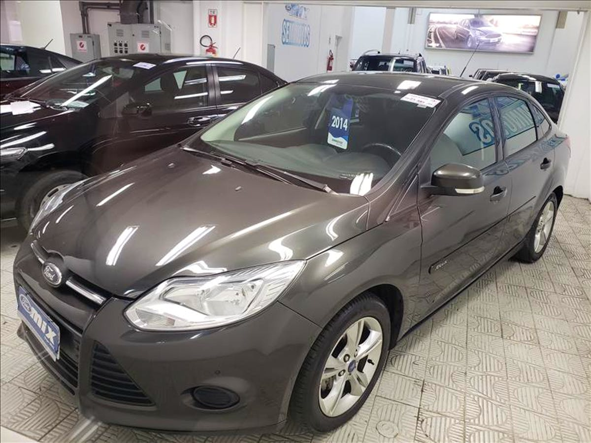 FORD FOCUS 1.6 S Sedan 16V 2013/2014