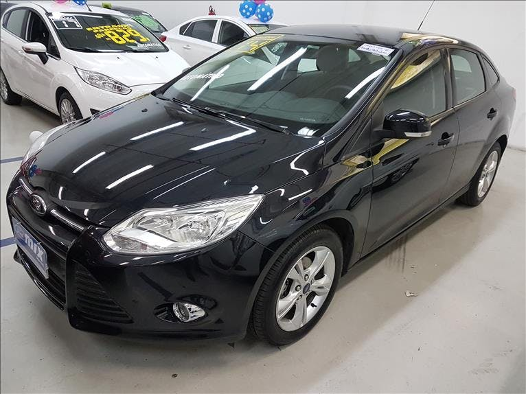 FORD FOCUS 2.0 S Sedan 16V Auto 2013/2014