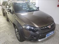 FIAT PALIO 1.8 MPI Adventure Weekend 16V 2015/2016 - Thumb 3