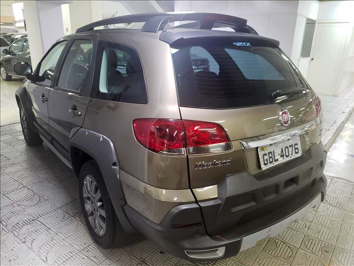FIAT PALIO 1.8 MPI Adventure Weekend 16V 2015/2016 - Foto 5